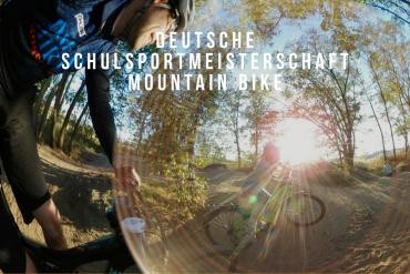 Einladung zur Deutschen Schulsportmeisterschaft Mountain Bike 2019 in Berlin