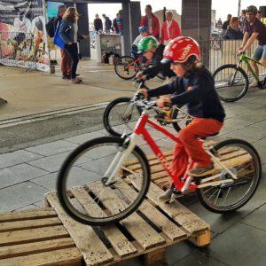 Ferienkurse Biking-Kids